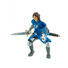 Bullyland Prince with Sword Blue