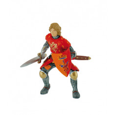 Bullyland Prince with Sword Red