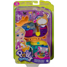 Polly Pocket Corgi Cuddles Compact