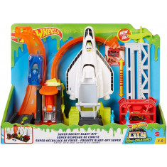 Hot Wheels Super Rocket Blast-Off