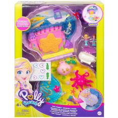 Polly Pocket Seashell Purse