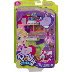 Polly Pocket Jumpin Style Pony Compact