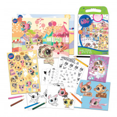 Littlest PetShop Magic Stickers Activity Set