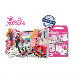 Barbie - Fab Life Magic Stickers Activity Set