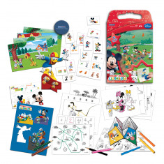 Mickey Mouse Club House Scratch Art Activity Set