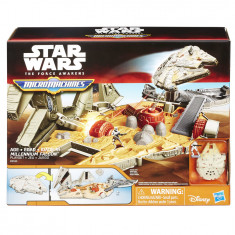 Star Wars Episode 7 MM Hero Vehicle Playset