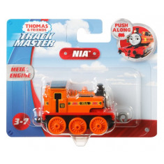 Trackmaster Push Along Small Engine Nia