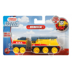 TrackMaster Push Along Large Engine Rebecca