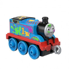 Trackmaster Push Along Small Engine Paint Splat Thomas
