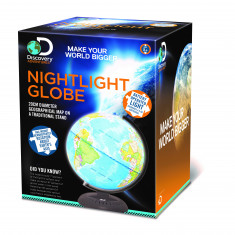 Discovery Adventure Nightlight Globe
