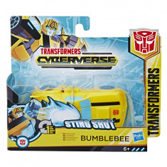 Transformers Cyberverse 1-Step Changer Assortment