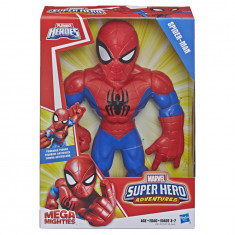Marvel Super Hero Adventures Mega Mighties Spider Man