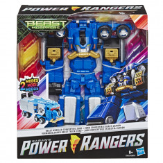 Power Rangers Beast Morphers Beast  Converting Zords Assprted