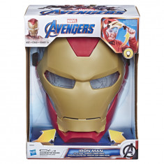 Avengers Iron Man Flip FX Mask
