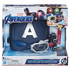 Avengers Captain America Scope Vision Helmet