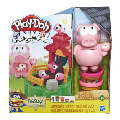 Play-Doh Animal Crew Pigsley Splashin' Pigs Playset