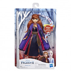 Disney Frozen II Singing Anna