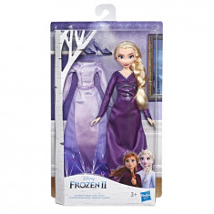 Disney Frozen II Arendelle Fashions Elsa Fashion Doll