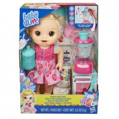 Baby Alive Magical Mixer Baby Doll Strawberry