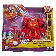 Transformers Cyberverse Ultra Class Hot Rod
