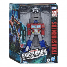 Transformers Generations War for Cybertron Earthrise Leader Assorted