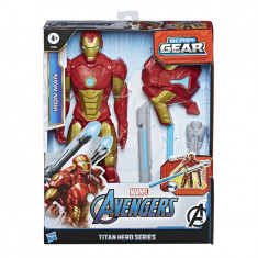 Avengers Titan Hero Series Blast Gear Iron Man