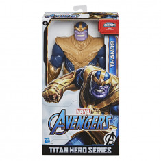 Avengers Titan Hero Series Blast Gear Deluxe Thanos
