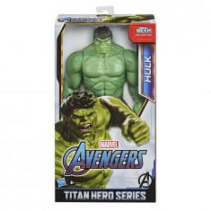 Avengers Titan Hero Series Blast Gear Deluxe Hulk