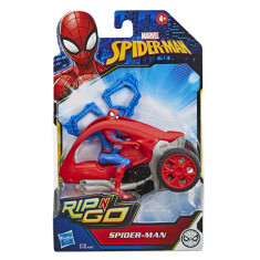 Spider-Man Stunt Vehicle 6-Inch Rip n Go