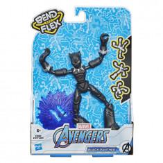 Marvel Avengers Bend And Flex Black Panther