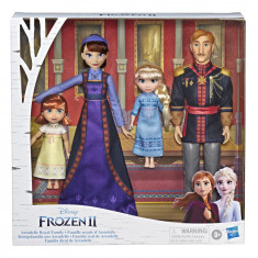 Frozen II Arendelle Royal Family