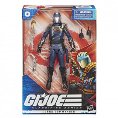 G.I. Joe Classified Series Cobra Commander Action Figure
