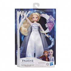 Frozen II Finale Singing Doll Assorted
