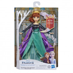 Disney Frozen II Musical Adventure Anna