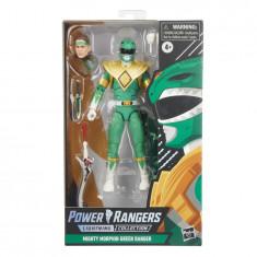 Power Rangers Lightning Collection Mighty Morphin Green Ranger Figure