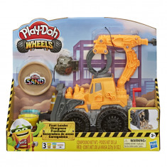Play-Doh Wheels Front Loader Toy