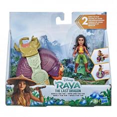 Raya and the Last Dragon Raya and Tuk Tuk