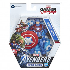 Marvel Gamerverse 6-inch Captain America