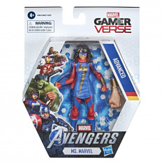 Marvel Gamerverse 6-inch Ms. Marvel