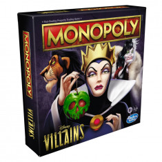 Monopoly Disney Villains Edition Board Game