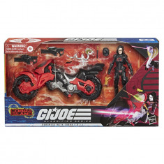 G.I. Joe Classified Series Baroness with C.O.I.L. Figure and Vehicle
