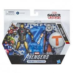 Marvel Gamerverse 6-inch Collectible Iron Man vs. Taskmaster