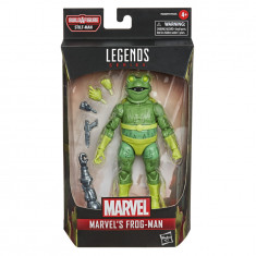 Hasbro Marvel Legends Series Spider-Man Marvel's Frog-Man