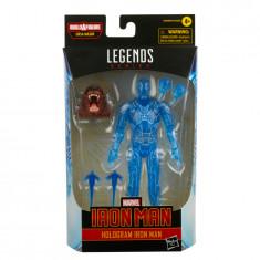 Hasbro Marvel Legends Series Hologram Iron Man