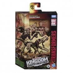 Transformers Generations War for Cybertron: Kingdom Deluxe WFC-K7 Paleotrex