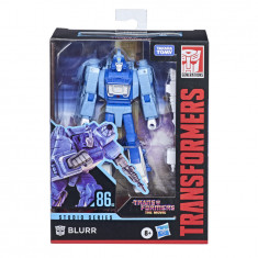 Transformers Studio Series 86-03 Deluxe The Transformers: The Movie Blurr