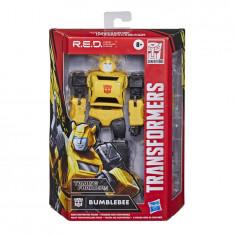 Transformers R.E.D. [Robot Enhanced Design] The Transformers G1 Bumblebee