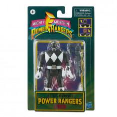 Power Rangers Retro-Morphin Black Ranger Zack
