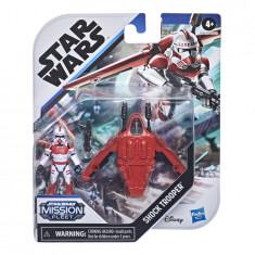 Star Wars Mission Fleet Shock Trooper Secure the City