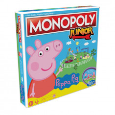 Monopoly Junior Peppa Pig Edition